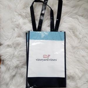"Small vineyard vines gift bag - 10"" tall"